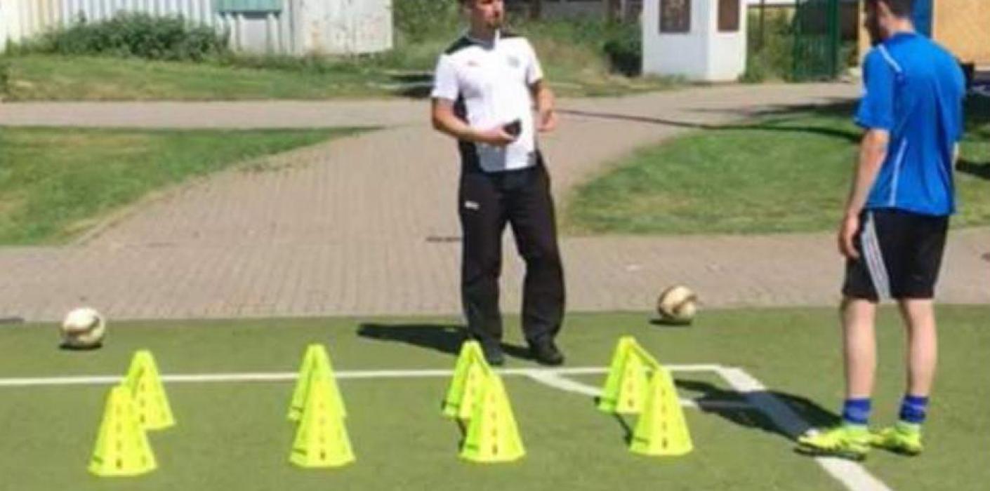 Trainer Matthias Gebauer wechselt in die U16
