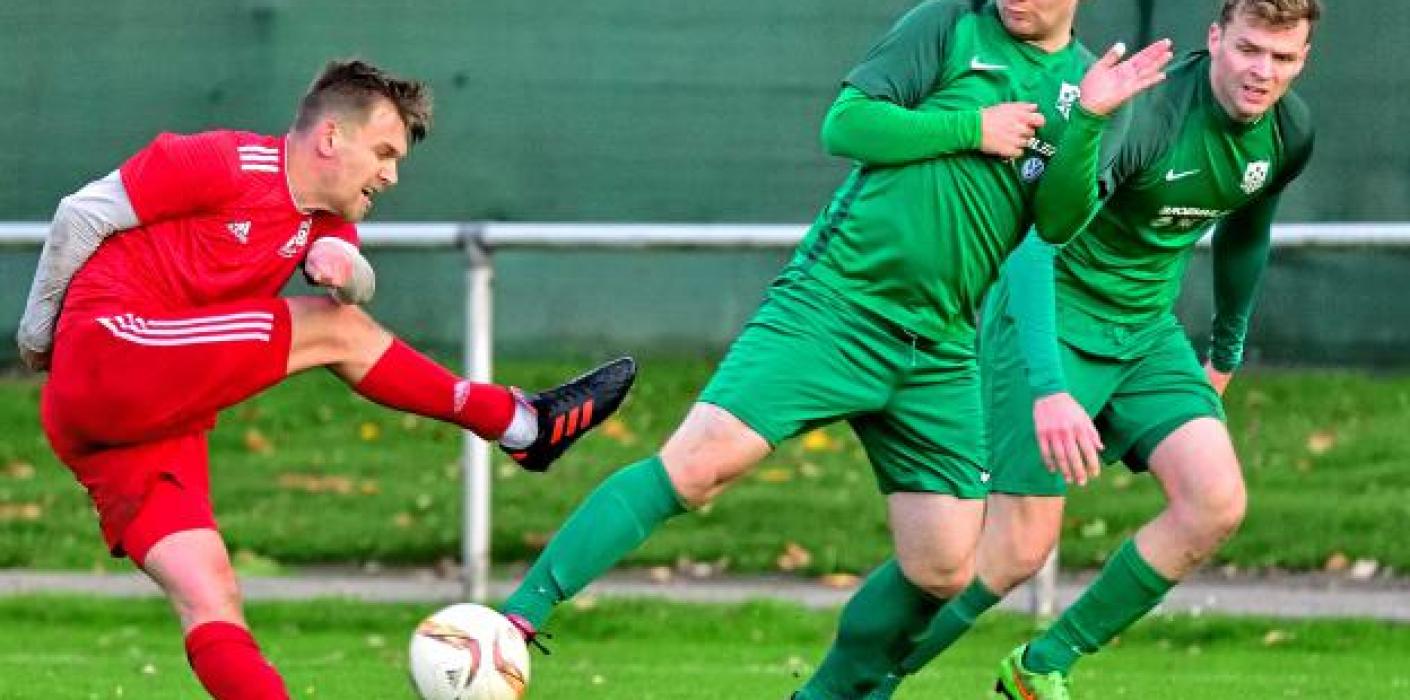 VfB unterliegt Altenberge 1:2