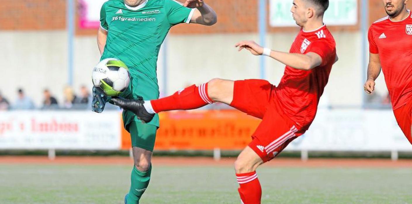 Nur 1:1 - VfB verpasst