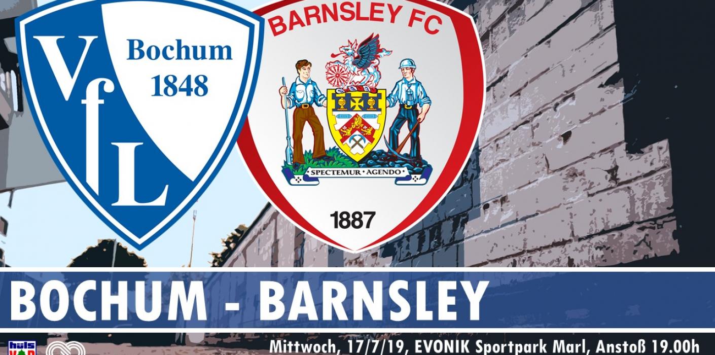 Bochum testet Barnsley FC am Badeweiher