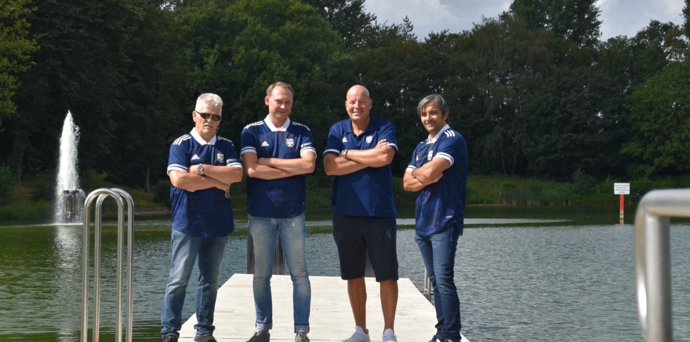 Personelle Veränderung im Fußball-Vorstand