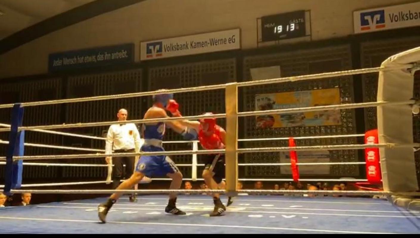 Gold und Silber für VfB-Boxer