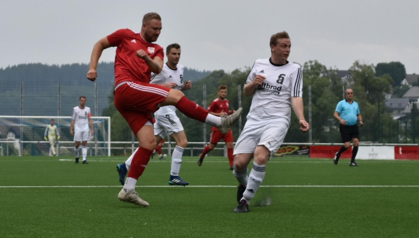 8:2 im Test gegen den Vogelheimer SV