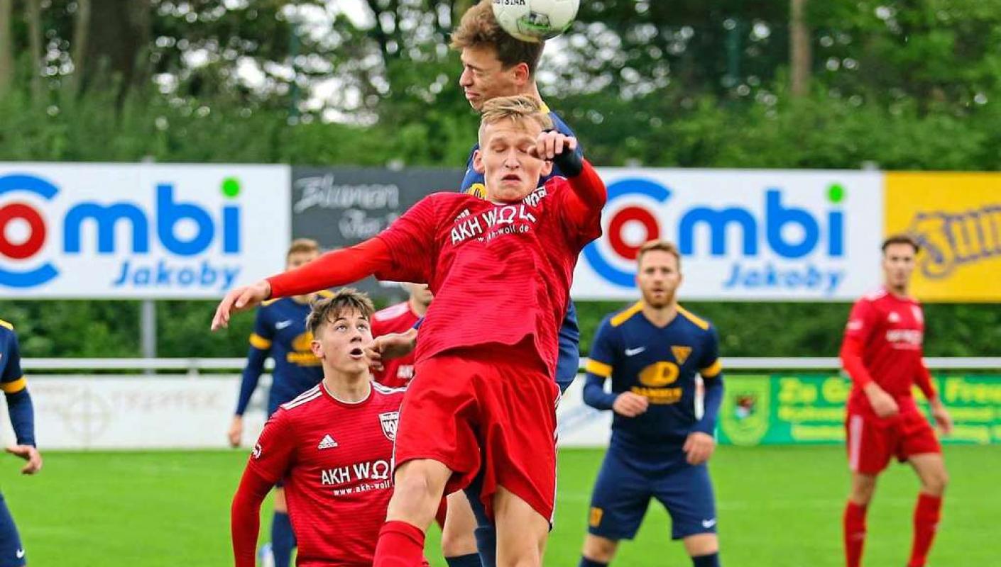 Kampf des VfB wird auch in Dülmen nicht belohnt