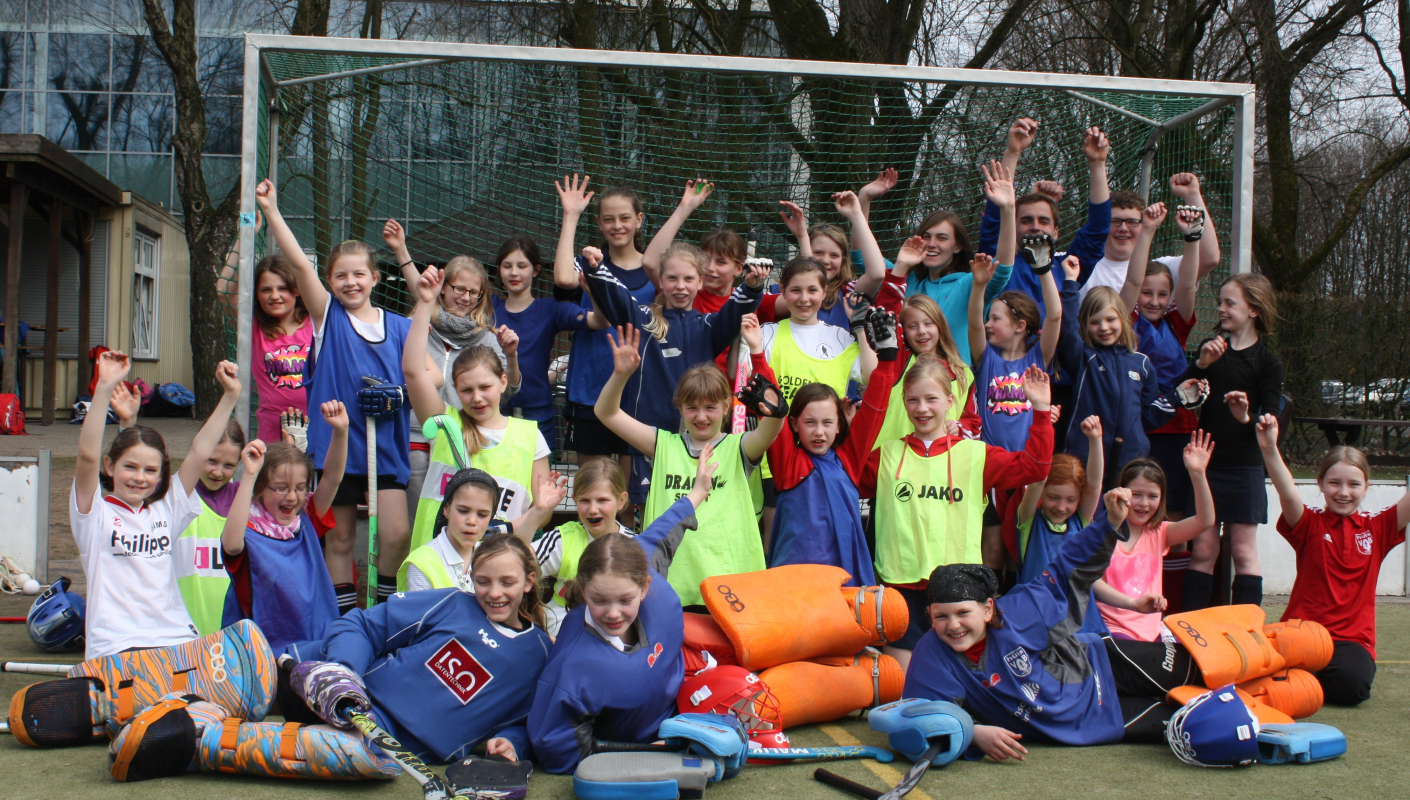 NRW-Förderprogramm sichert Hockeysport beim VfB Hüls