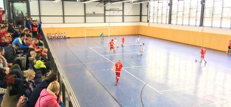 Stadt siegt beim 1. VfB-Hallenmasters