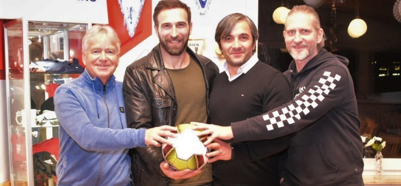 Trainer-Trio um Saracevic führt VfB in die neue Saison