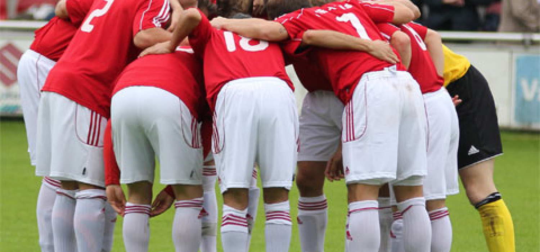 Fußballer aktiv: VfB hilft Vereinsmitgliedern in der Corona-Krise