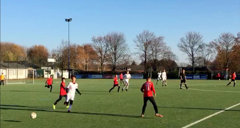 VfB-Express rollt weiter: Nächster Kantersieg in Disteln