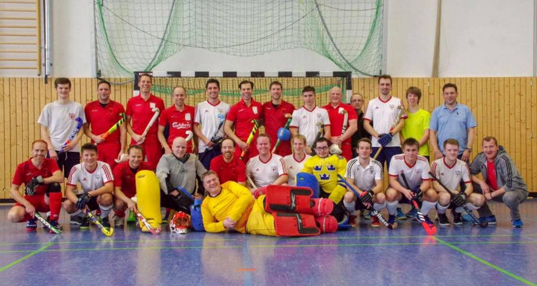 Hockeyherren testen gegen Ü40-Weltmeister